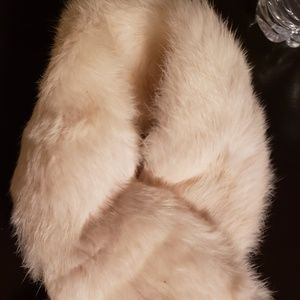 Accessories - Rabbit fur scarf
